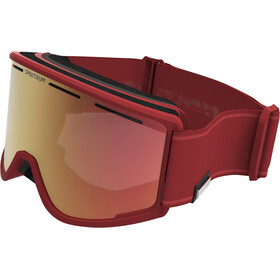 Spektrum Templet Essential Goggles Brique Red/Zeiss Brown Multi Red